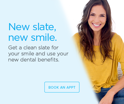 Custer Star Dental Group - New Year, New Dental Benefits